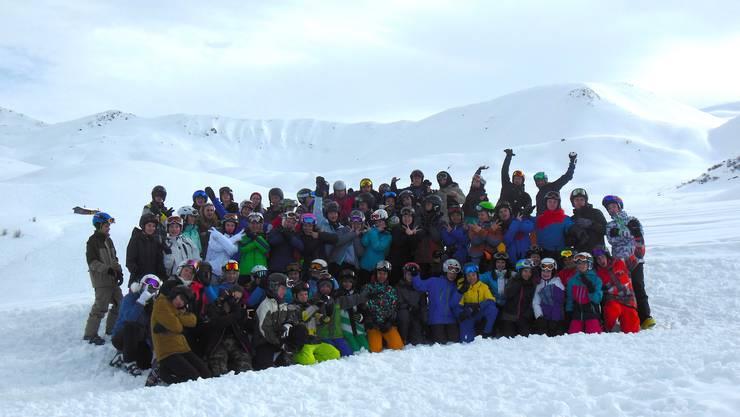 Schneesportlager der KUF