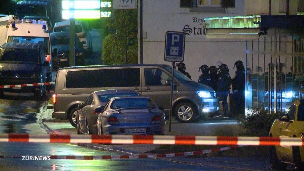 Schwere Stichverletzungen: Polizei verhaftet zwei Verdächtige in Winterthur