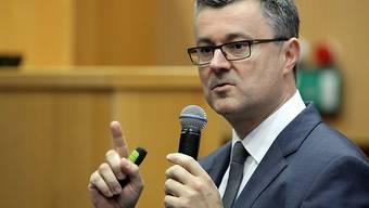 Kroatiens designierter Regierungschef Tihomir Oreskovic (Archiv)