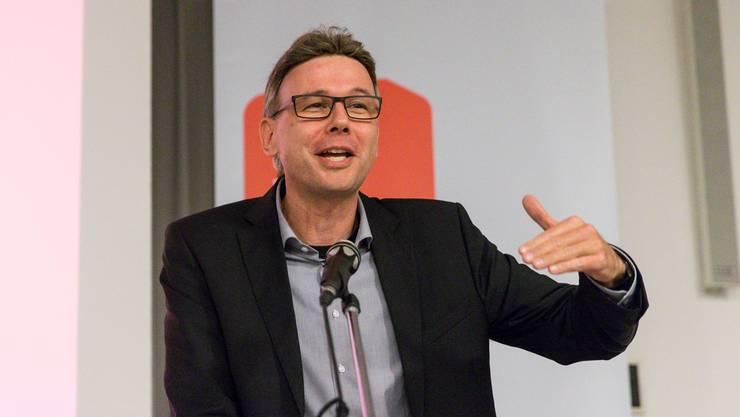 Dieter Egli soll den Sitz von Urs Hofmann verteidigen.