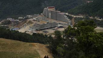Dktator Kim lässt auf dem Masik Pass Ski Resort errichten