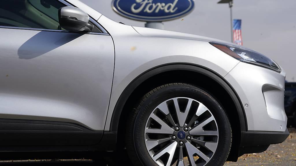 Airbags: Ford muss drei Millionen Fahrzeuge in USA zurückrufen