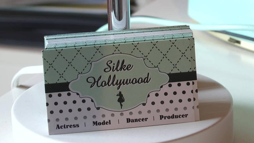 Nach 14 Jahren: Silke Kindle ist zurück aus Hollywood