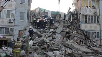 Das eingestürzte Haus