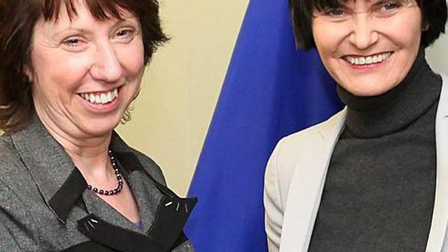 EU zufrieden mit dem Entgegenkommen der Schweiz