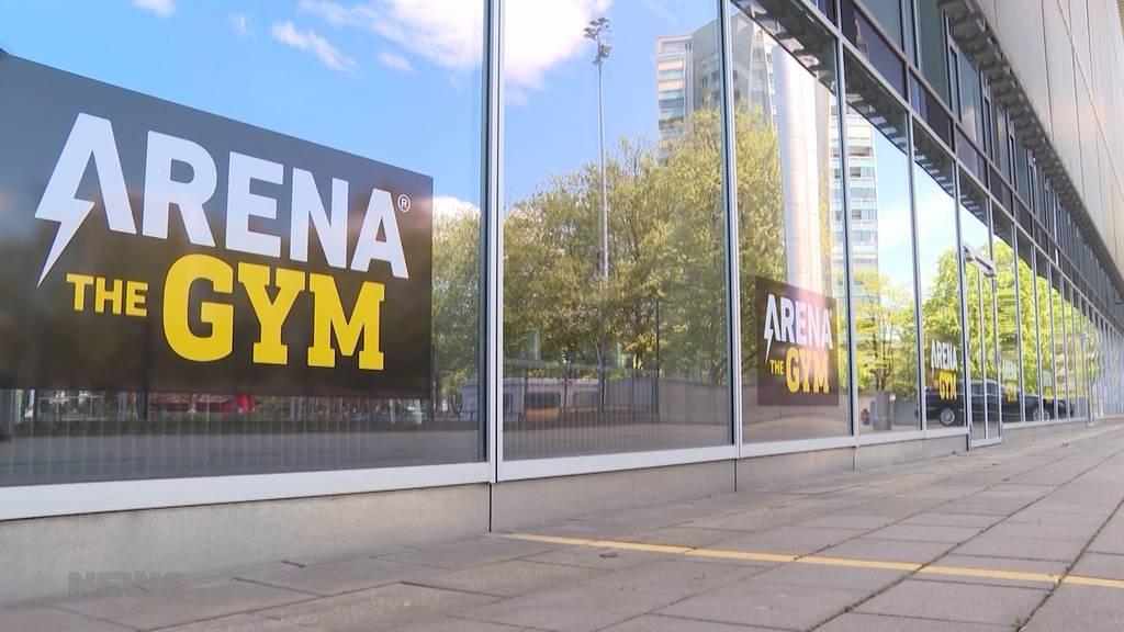 Arena Fitness + Wellness im Wankdorf bleibt geschlossen