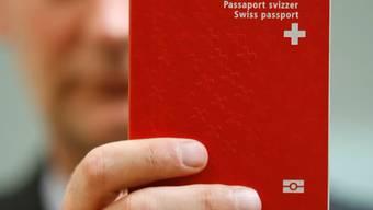 2011 weniger begehrt: Schweizer Pass