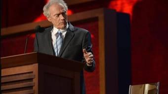 Legendäre Stuhlrede: Clint Eastwood (Archiv)