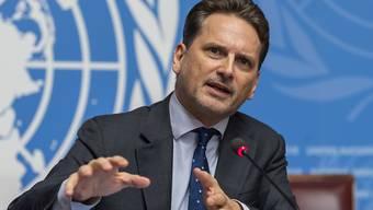 UNRWA-Chef Krähenbühl legt sein Amt vorübergehend nieder. Eine interne Ermittlung hat Fragen zu seinem Management-Stil aufgeworfen. (Archivbild)