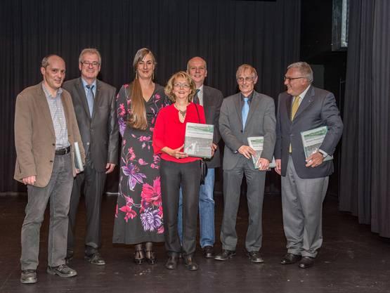 Die Begleitkommission stand den Autoren mit Rat und Tat zur Seite