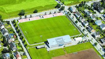 Unter dem Damoklesschwert: Der FC Solothurn benötigt einen Ausbau der Stadion-Infrastruktur, Sponsoren und einen raschen Schuldenabbau sowie seit der Generalversammlung auch einen neuen Präsidenten.