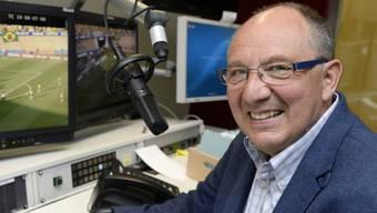 Es kann nur einen geben: Der ehemalige Sport-Kommentator Beni Thurnheer rät einem allfälligen Nachfolger dringend davon ab, ihn zu kopieren. (Archivbild)