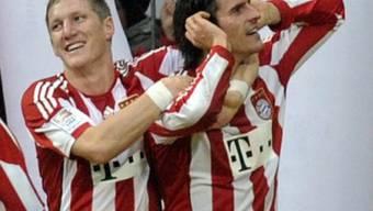 Gomez traf in der Champions League endlich wieder