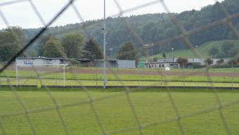 Der alte Sportplatz Ländli in Würenlos.