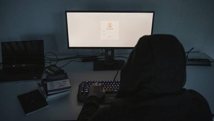 Der Zürcher Kantonspolizei und der Staatsanwaltschaft ist gemeinsam mit niederländischen Behörden ein Schlag gegen Cyberkriminelle gelungen. (Symbolbild)