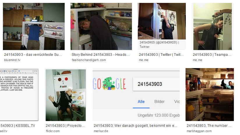 Scherz von Google