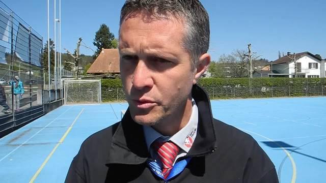 Jörg Guggisberg, Präsident des Schweizerischen Polizeihundeführerverbands, zu den Schweizer Meisterschaften.