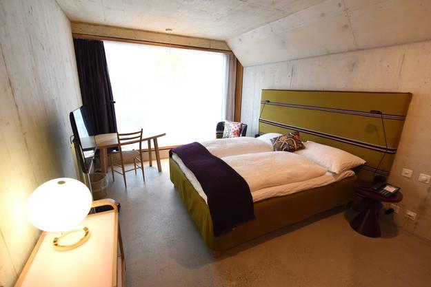 Das Hotel Nomad am Brunngässlein.