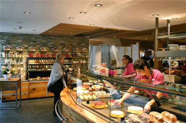 Café Knaus, Oensingen in der Kategorie «Coffee»