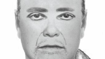 Das Robotbild des Verdächtigen.