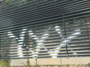 Diese Sprayereien haben Jugendliche im Juni 2018 in Zofingen hinterlassen.