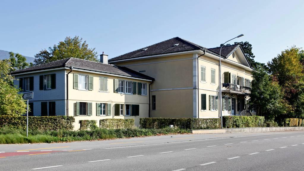 Vier Corona-Infizierte in Solothurner Asylzentrum