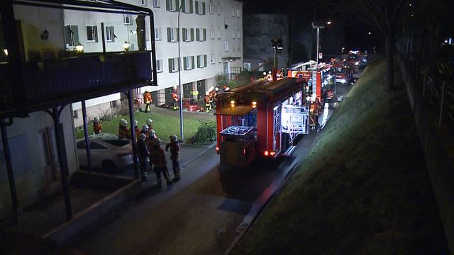 «Katastrophen-Einsatz» in Möhlin