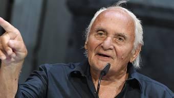 Der österreichische Tanzpionier und Regisseur Johann Kresnik ist am Samstag im Alter von 79 Jahren gestorben. (Archivbild)
