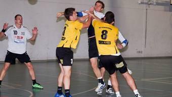 Handball steht bei den Schülern in Langenthal hoch im Kurs. (Symbolbild)