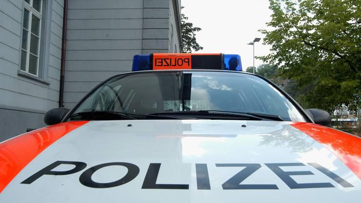 Die Kantonspolizei ging im Fall Wohlen bewusst offensiv mit Informationen an die Öffentlichkeit. (Bild: Archiv)