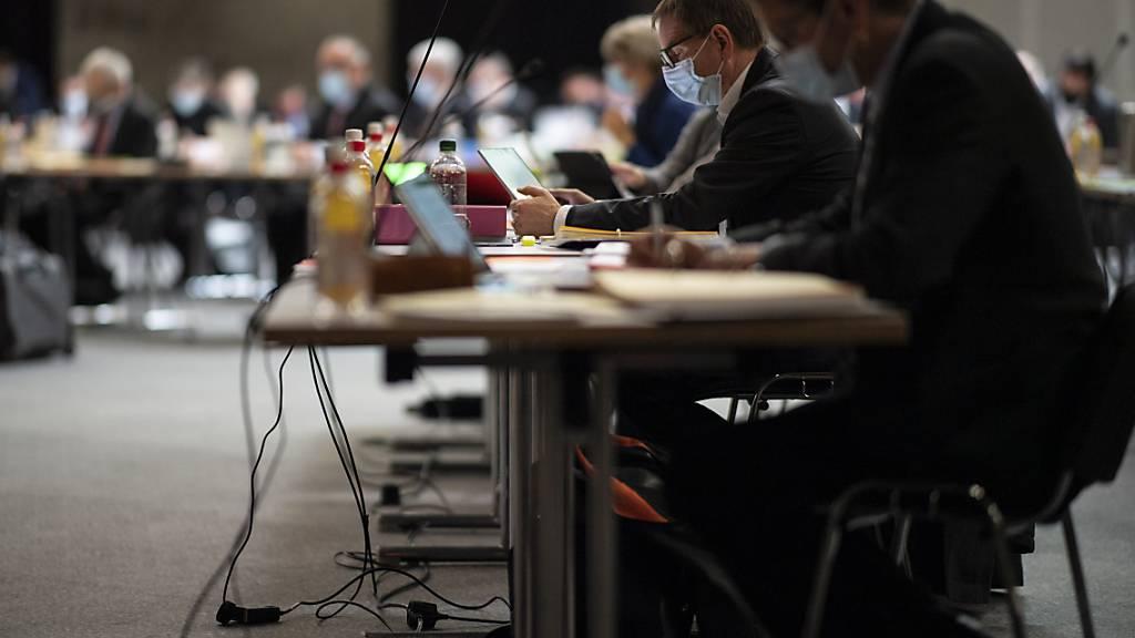 Der St. Galler Kantonsrat dürfte die umstrittene schwarze Liste definitiv abschaffen. Eine entsprechende Motion war im Februar mit einer deutlichen Mehrheit überwiesen worden. (Archivbild)