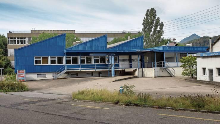 Der frühere Sitz der Vebo in Olten steht zum Verkauf.