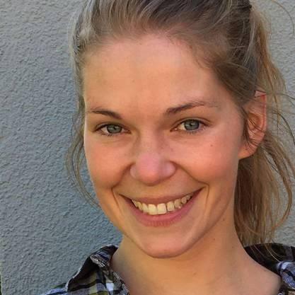 Isabelle van Beek: Reporterin Ski Alpin