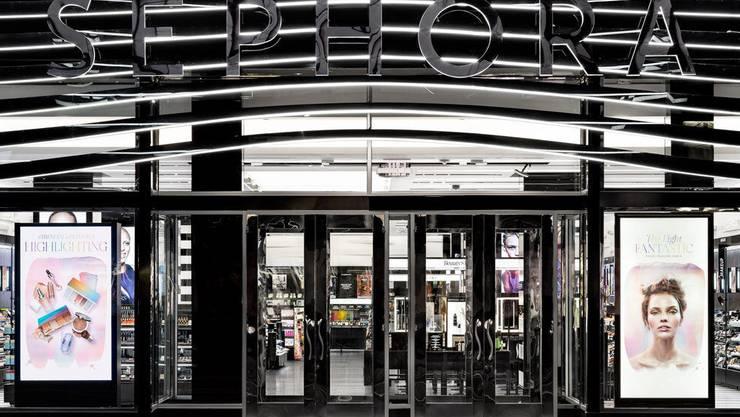 Sephora eröffnet in der Deutschschweiz bald den ersten Laden in Eigenregie (Symbolbild).