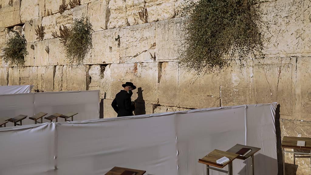 Nach einem Monat Corona-Lockdown: Erste Lockerungen in Israel