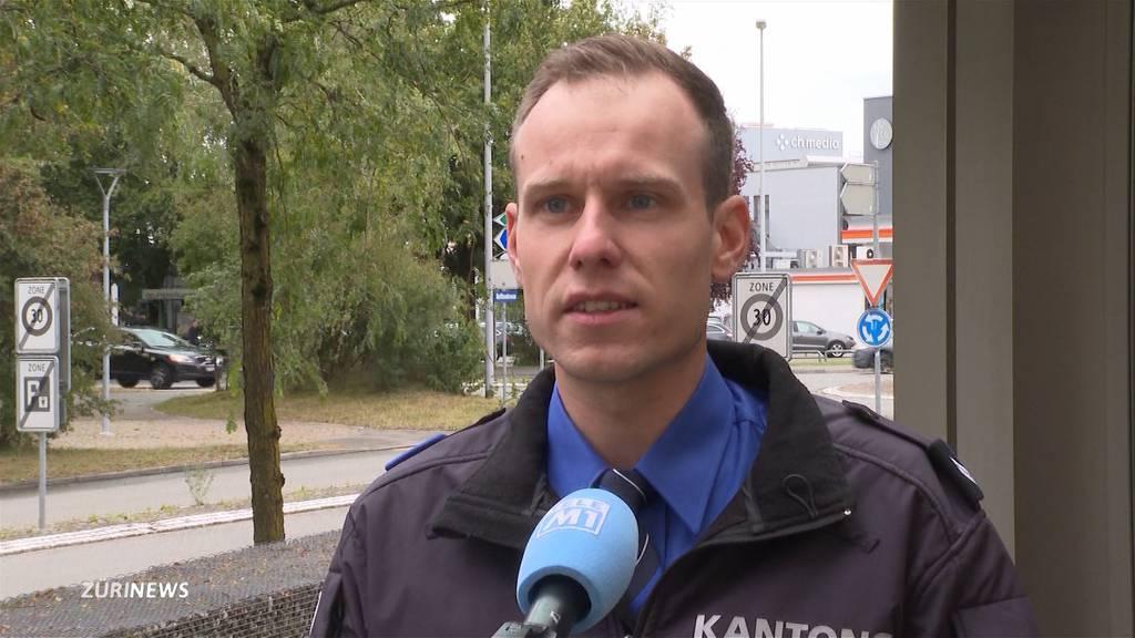 Kriminaltouristen-Trio in Lenzburg auf frischer Tat ertappt