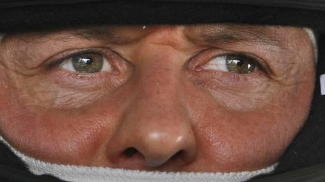 Verbesserungen bei Michael Schumachers Gesundheitszustand