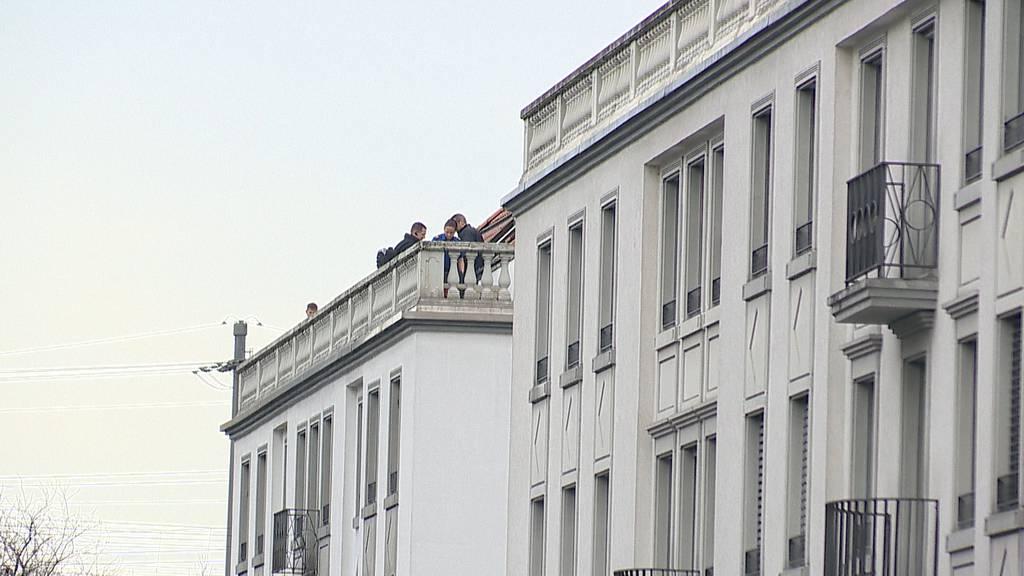 Grosseinsatz in Dübendorf: Spezialeinheit verhaftet Franzosen
