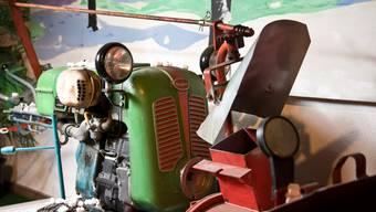 Motormäher Museum
