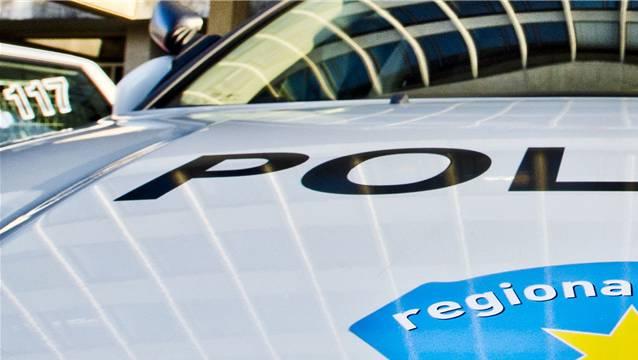 Die Einsatzfahrzeuge der Regionalpolizei sind auch in Würenlos unterwegs.