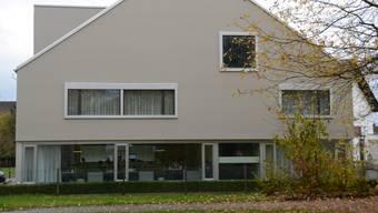 Gemeindehaus Gretzenbach: Die Stellenprozente der Gemeindeverwaltung wurden anhand einer Verwaltungsanalyse überprüft.