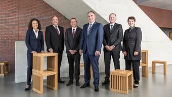 Kopie von Aargauer Regierungsrat: Die offiziellen Fotos von 2005 bis 2018