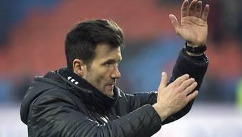 Raphael Wicky versucht mit dem FCB weiterhin alles