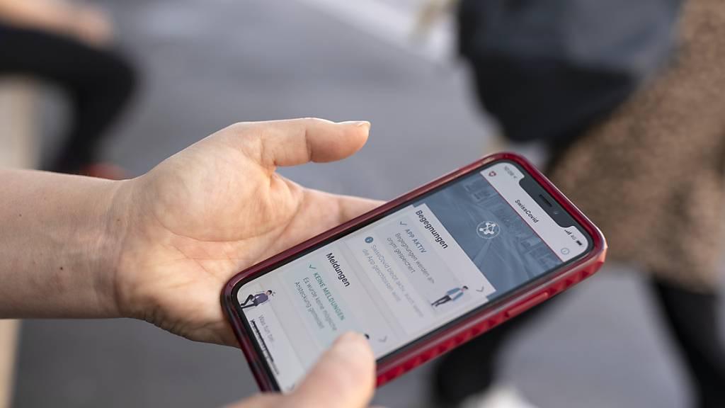Corona-Warn-App zählt bereits über eine Million Nutzer