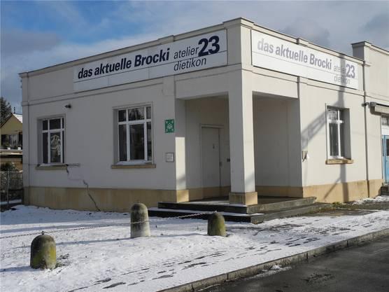 Wo einst das Atelier 23 zu Hause war, entsteht ein neues kulturelles Zentrum. DEG