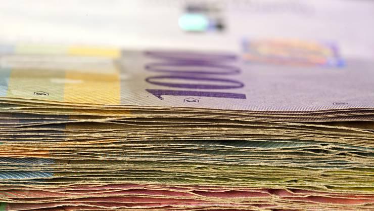 Der Bund schliesst seine Rechnung 2019 mit einem Überschuss von 3,1 Milliarden Franken ab.