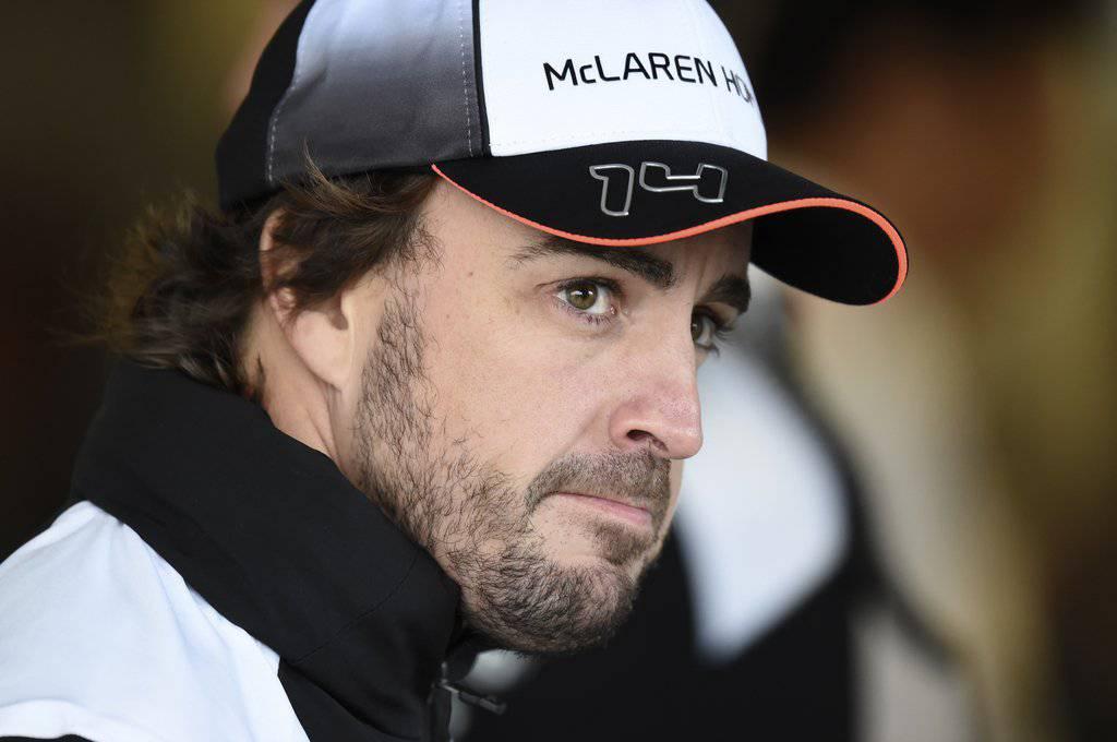 Fernando Alonso ist auf die F1-Verantwortlichen sauer. © Keystone