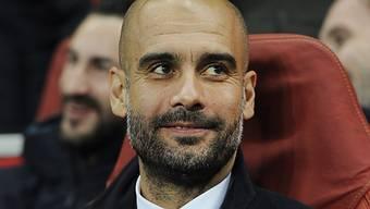 Pep Guardiola: Die Stimmung bei Bayern ist weiterhin gut