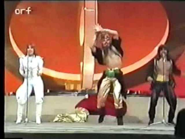 Platz 4 für Deutschland, 1979. (Ab Minute 1:20)