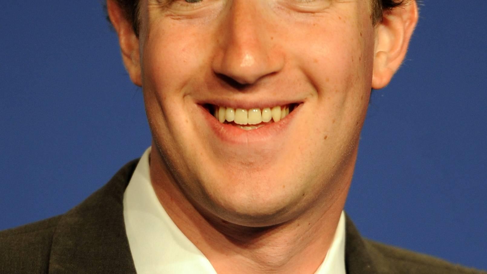 Facebook wächst auf 2,5 Milliarden Nutzer